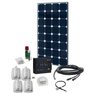 SPR Caravan Kit Solar Peak Two