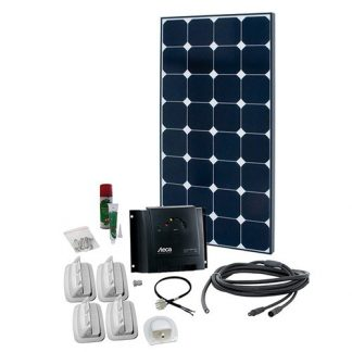 SPR Caravan Kit Solar Peak Four