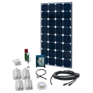 SPR Caravan Kit Solar Peak Five