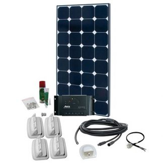 SPR Caravan Kit Solar Peak One