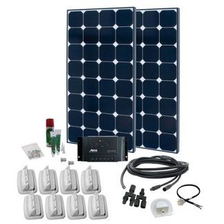 SPR Caravan Kit Solar Peak Three